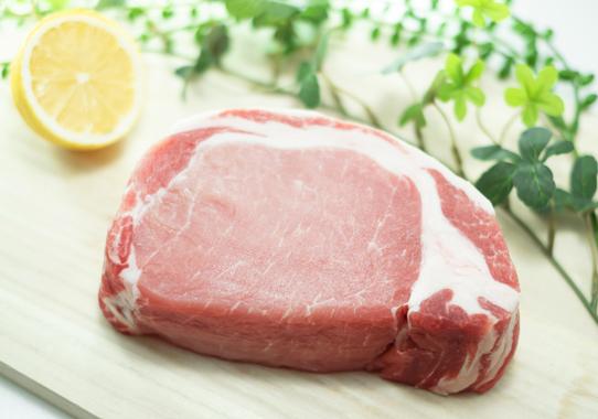 豚肉を食べてセロトニンを増やす