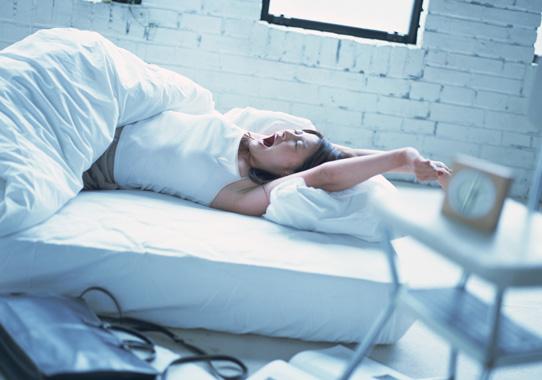 セロトニンで質の良い睡眠を!
