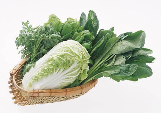 セロトニンを増やすアブラナ科野菜