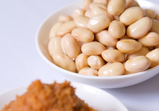 セロトニンと大豆製品